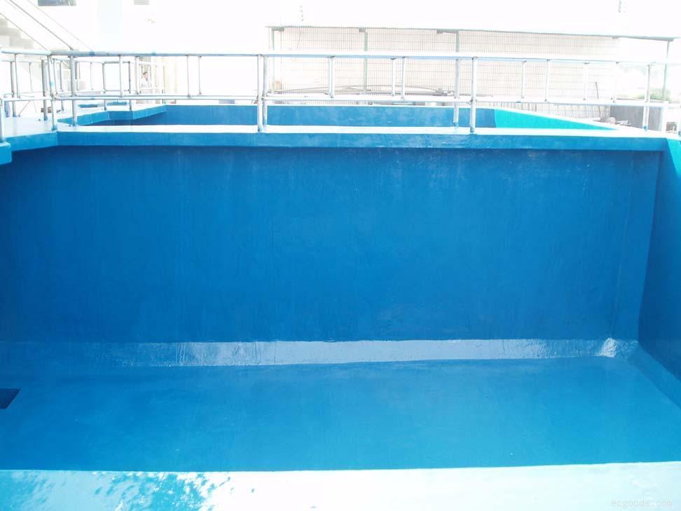 污水厂污水池防腐