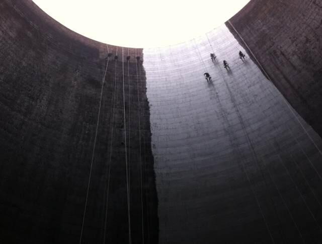 电厂凉水塔防腐