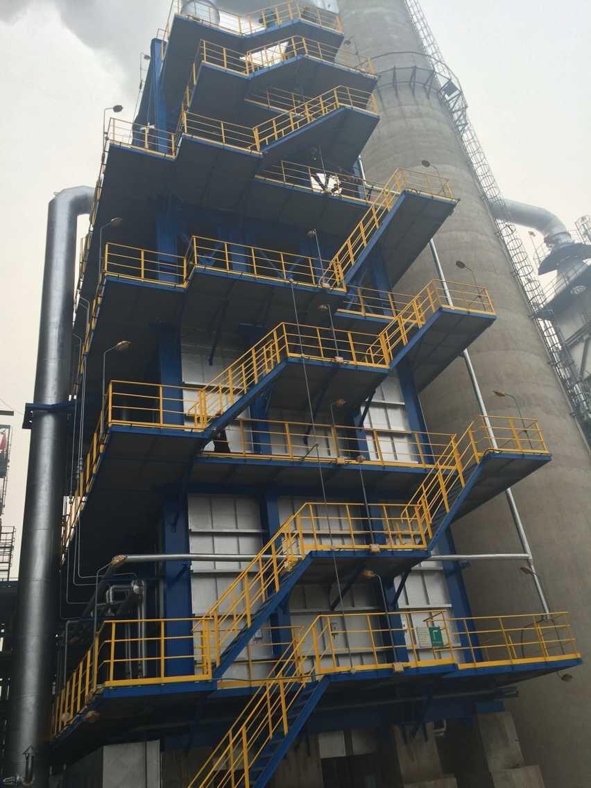电除尘钢结构防腐