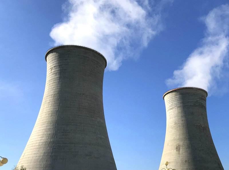 冷却塔防腐脱硫