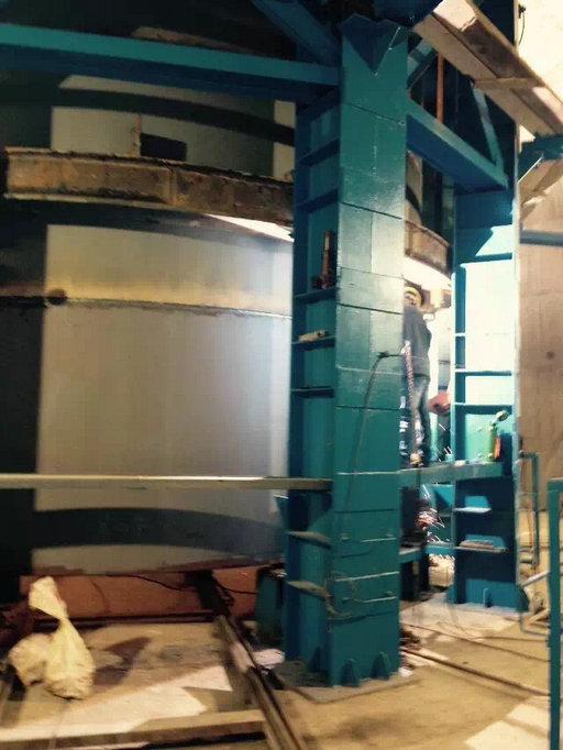 冷却塔新建,钢筋混凝土烟囱滑模施工,尿素造粒塔新建滑模施工,灰库